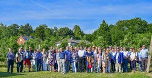 MIT On Tour Obsthof Molks Und Spargelessen Reitlingstal