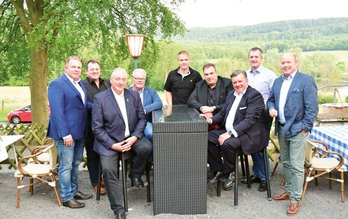 Der Vorstand der MIT Wolfenbüttel